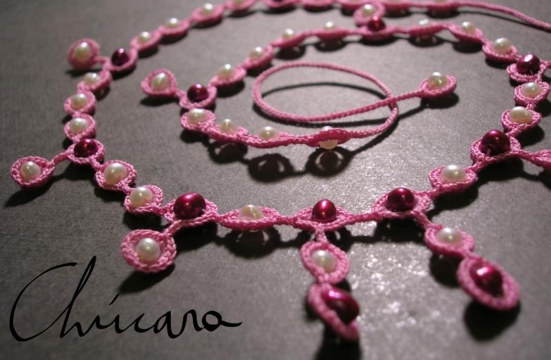rosadoconperlas